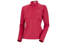 Columbia Women&#039;s Extreme Fleece Long Sleeve 1/2 Zip bright rose